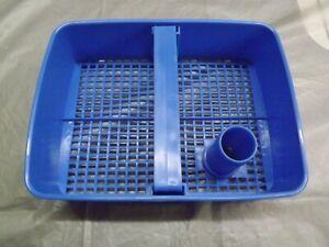 Cascade 1200/1500 canister media basket