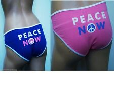 """Loving Moments 95%Cotton """"Peace""""Comfort Breifs Buy`3 Get Free Postage UK"""