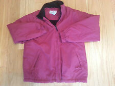 L.L. Bean Women's Solid Polyester Basic Coats & Jackets