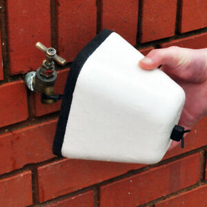 Outdoor Garden Tap Cover Insulated Thermal Frost Winter Weather Water Protection