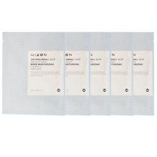 Mizon Bio Hyaluronic Acid Ampoule Mask Sheet 5pcs