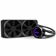 Nzxt 193768 Accessory Kraken X52 Liquid Cooling All-in-one 240mm For Intel Amd