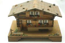 Reuge Swiss Musical Movement Ballerina Music Box Die Fledermaus
