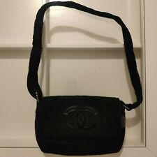 CHANEL TOTE BAG BLACK VIP NEVER USED
