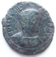 Constantin I 319 - 320 Victoria, Bouclier, Autel