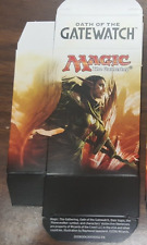 Nissa Box ONLY 60 Card Deck Oath of the Gatewatch MTG  Insert Fat Pack Bundle