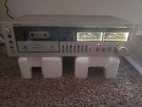 Vintage Onkyo TA-2050 Dolby Cassette Deck