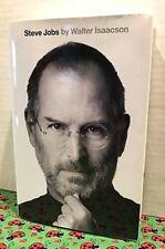 Steve Jobs Biography Apple Personal Computer MacIntosh iPhone~1st Ed / 2nd.print