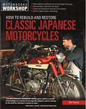 How to Restore & Rebuild Early Honda, Yamaha, Suzuki & Kawasaki Motorcysles