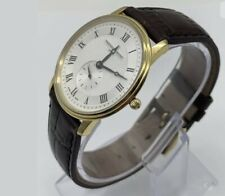 frederique constant mens watch