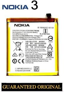 GENUINE BATTERY NOKIA 3 TA-1020 TA-1028 TA-1032 TA-1038 HE319