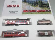 BEMO 7366 120/7366120 Set 'Berninabahn'  Spur H0m Gleichstrom Digital DCC NEU
