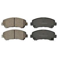 Prime Choice Auto Parts SCD1649 Front Ceramic Brake Pad Set