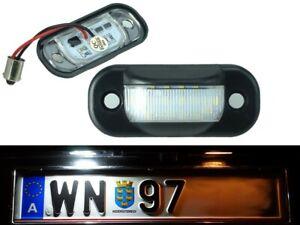 LED Kennzeichenbeleuchtung p.f. Audi 80 8C B4 8G7 100 A6 C4 A4 C4 C18