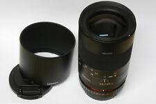 Samyang 2,8/100 mm MACRO ED UMC Macro per Canon EOS usato come nuovo