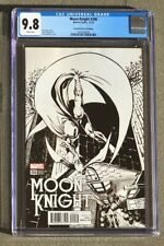 Moon Knight HTF 35 Issue CGC Graded Comics Lot RARE Variants with Mounts/Stands