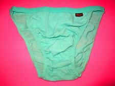 Vintage 1990's Men's Soft String Bikini Tanga Underwear by Firenze Xl 40-42