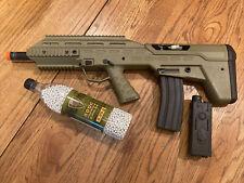New listing APS V.2 Full Size UAR Dark Earth Airsoft Electric Rifle AEG (Read Description)
