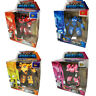 4Pcs MiniForce Bolt Max Semi Lucy Action Figure mini force Gift Toy Transform