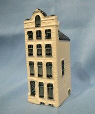 KLM DUTCH BOLS DELFT MINI HOUSE number 67 - empty
