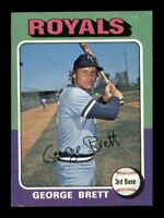 1975 Topps Set Break # 228 George Brett EX-MINT *OBGcards*