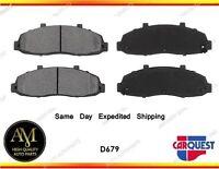 *Front Disc Brake Pads ceramic D726 fits 00//05 Chevrolet GMC Sonoma