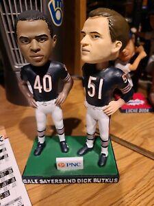 Chicago Bears Sayers & Butkus Bobblehead Sga No box