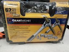GearRatchet Vortex Socket System 62 Piece