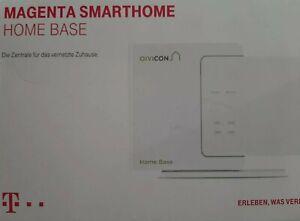 Qivicon Magenta Smart Home Base