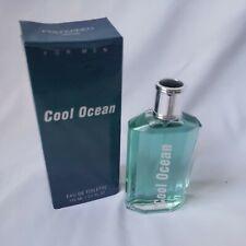COOL OCEAN  Men's perfume fragrance by Preferred Fragrance 3.7oz NEW In Box