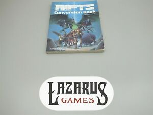 RIFTS: Conversion Book by Kevin Siembieda (Palladium Books)