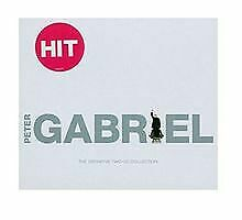 Hit - The Definitive Two CD Collection by Gabriel,Peter | CD | condition good