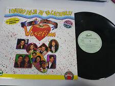 """LA ONDA VASELINA ¡ QUIERO SALIR DE VACACIONES LP VINILO 12"""" 1993 VG/VG SPAIN ED"""