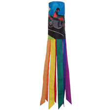 "Motorcycle Man 40"" Windsock"