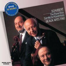 Beaux Arts Trio - Schubert: Piano Trios (NEW CD )