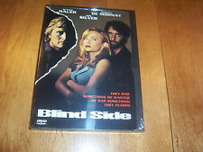 BLIND SIDE RARE HBO PSYCHO THRILLER REBECCA DE MORNAY Rutger Hauer DVD NEW