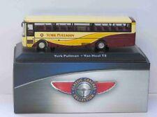 """DIE CAST BUS """" YORK PULLMAN - VAN HOOL T8 (112) """" SCALA 1/72 ATLAS"""