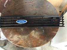 Ford Capri III Front parrilla negro