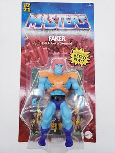 NEW WAVE Faker Masters Of The Universe Origins MOTU *IN HAND* DIRECT