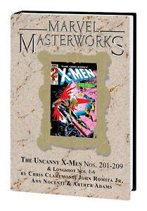 MARVEL MASTERWORKS #308 UNCANNY X-MEN Vol #13 DM Variant HC (2021) Global Ship