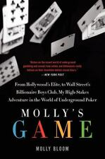 Molly's Game: From Hollywood's Elite to Wall Street's Billionaire Boys Club, My
