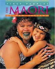 The Maori of New Zealand (First Peoples) FREE SHIPPING!