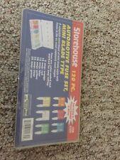 Storehouse 120 pc. automotive fuse set mini blade type,brand new never open