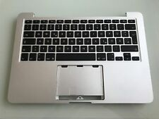 Tastatur DE Apple MacBook Pro Retina 13 A1502 2013 2014 Topcase Gehäuse Keyboard