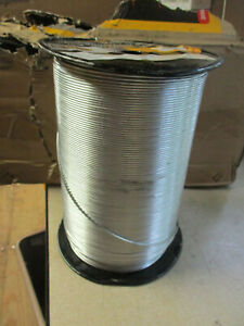 Acorn EFW1412 1/2 Mile 800 METERS 14 Gauge Galvanized Electric Fence Wire F
