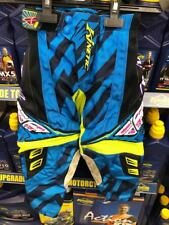 "FLY KINETIC KIDS MOTOCROSS JEANS AMPED 18"" WAIST BMX MTB CLEARANCE STOCK"