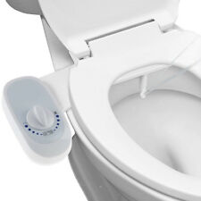 NEW Bidet Fresh Water Spray Mechanical Bidet Toilet Seat Attachment Non-Electric
