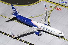 Gemini Jets Alaska Airlines Boeing 737-900Er Gjasa1624 1/400 Reg#N265Ak. New