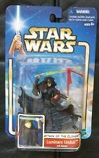 Star Wars Ahsoka Luminara Unduli. Pegatina Azul (s) sobre son Movible Cape 'Mega Raro