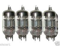4 pcs  6N1P-Vi / E88CC / 6DJ8 / 6922 USSR Double Triode Tubes NOS